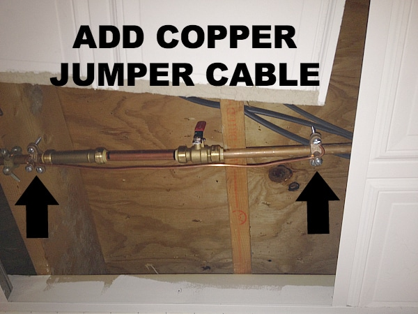 Replace Copper Pipes Amp Fittings Using Push Fit Plumbing