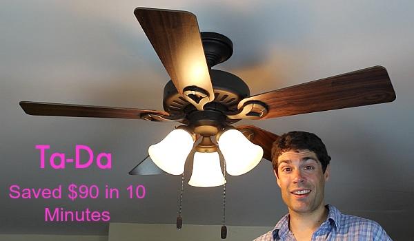 Ceiling Fan Light Repair Home Repair Tutor
