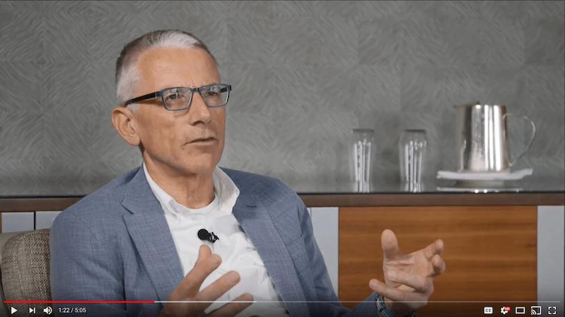 5 questions for Tom Haak