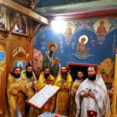 Праздник Усекновения главы Пророка Иоанна Предтечи (11 сентября 2017)