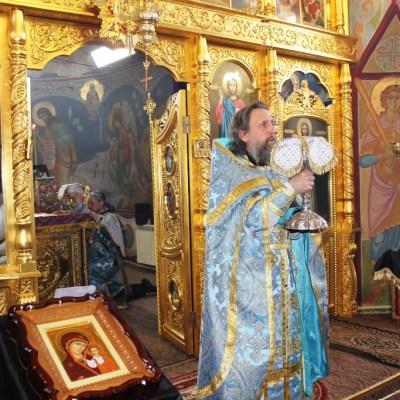 Благовещение Пресвятой Богородицы - 7 апреля 2020 года