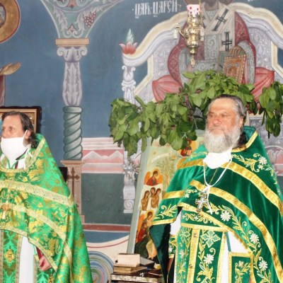 Праздник Святой Троицы - 7 июня 2020 г.
