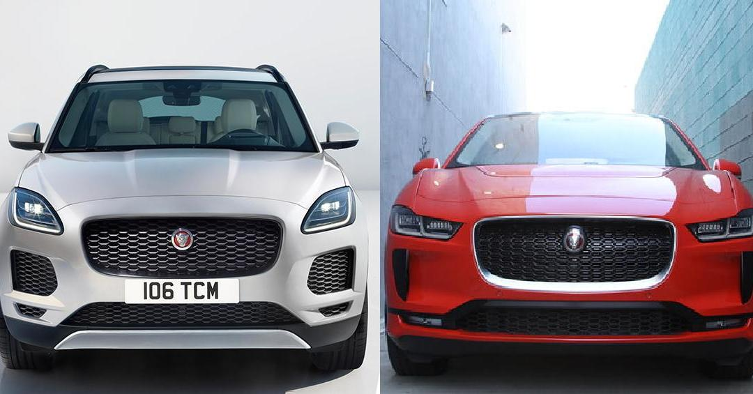 Tale of Two Jags