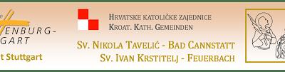 Hrvatske katoličke zajednice sv. Nikola Tavelić – Bad Cannstatt i sv. Ivan Krstitelj – Feuerbach