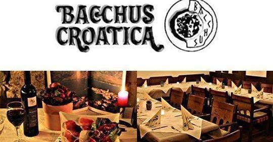 Bacchus Croatica