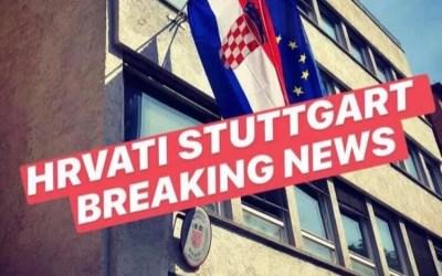 """Dankschreiben anlässlich der Initiierung der Aktion ,,Hilfe für Kroatien"""" – Generalkonsul Ivan Sablić"""
