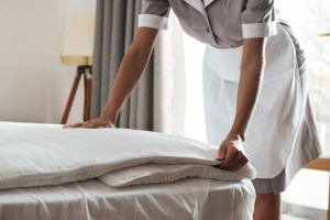 This is the first ergonomic standard in the nation written specifically to protect hotel housekeepers from musculoskeletal injuries.