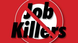 Track the current status of the job killer bills on www.cajobkillers.com.