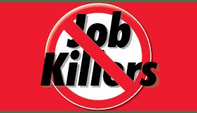 four employment related job killer bills