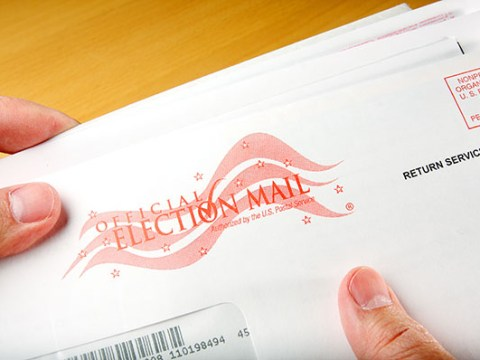 California's new Voter's Choice Act allows approximately a month to cast a ballot, either by mail or at multiple ballot drop boxes in their county.