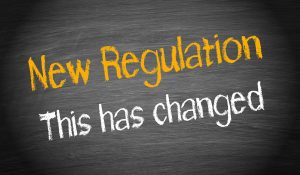 Employers, be aware of the new national origin regulations effective July 1.
