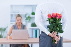 romance workplace harassment