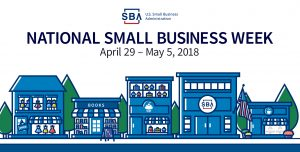 More than half of all Americans either work for or own a small business.