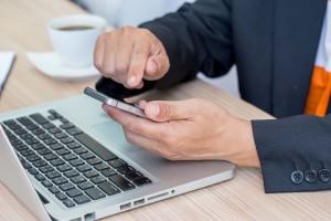 Smartphone employee productivity