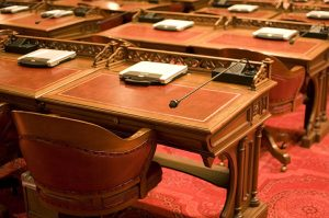 Policy committee hearings may resume on Monday, June 4.
