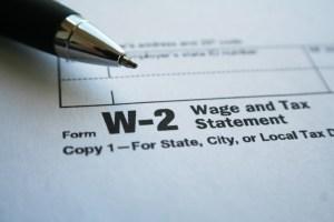 New Form W-2 Filing Deadline
