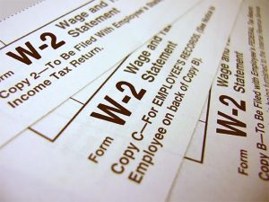 Note: An extension of time to file <em>Forms W-2</em> is no longer automatic.