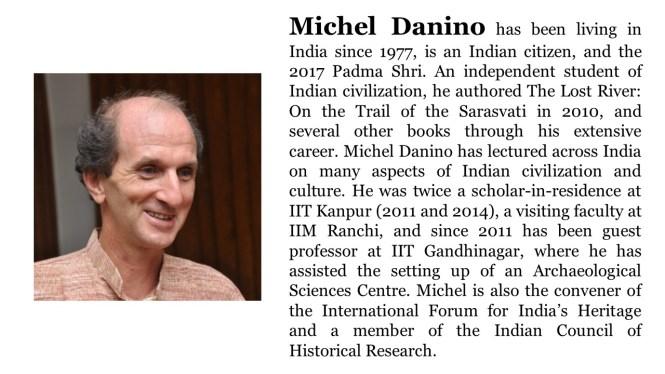 BIO Michel Danino-1