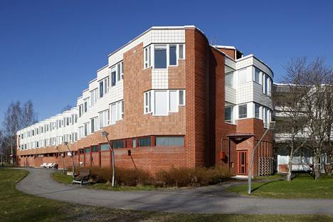 Service Center Himmeli in Pori designed by Pietilö in April 2021.