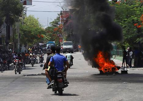 The presidential assassination has plunged poor and violent Haiti into ever deeper chaos.  The country does not currently have a president or a functioning parliament.
