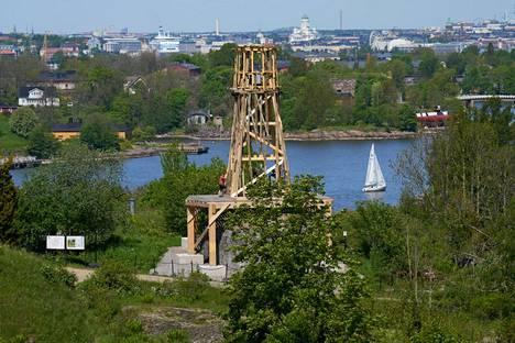 The Helsinki Biennale is now being held in Vallisaari for the first time.