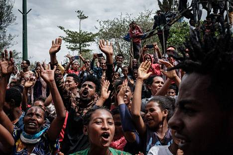 Mekelle celebrated the return of the state capital to power by the Tigers on June 29th.