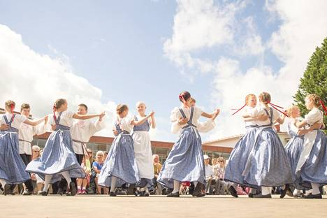 Polska is a Polish-based dance that has been refined into many different forms over the centuries.