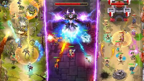 Rovio released Darkfire Heroes in April.
