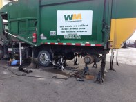 Trailer Suspension Service