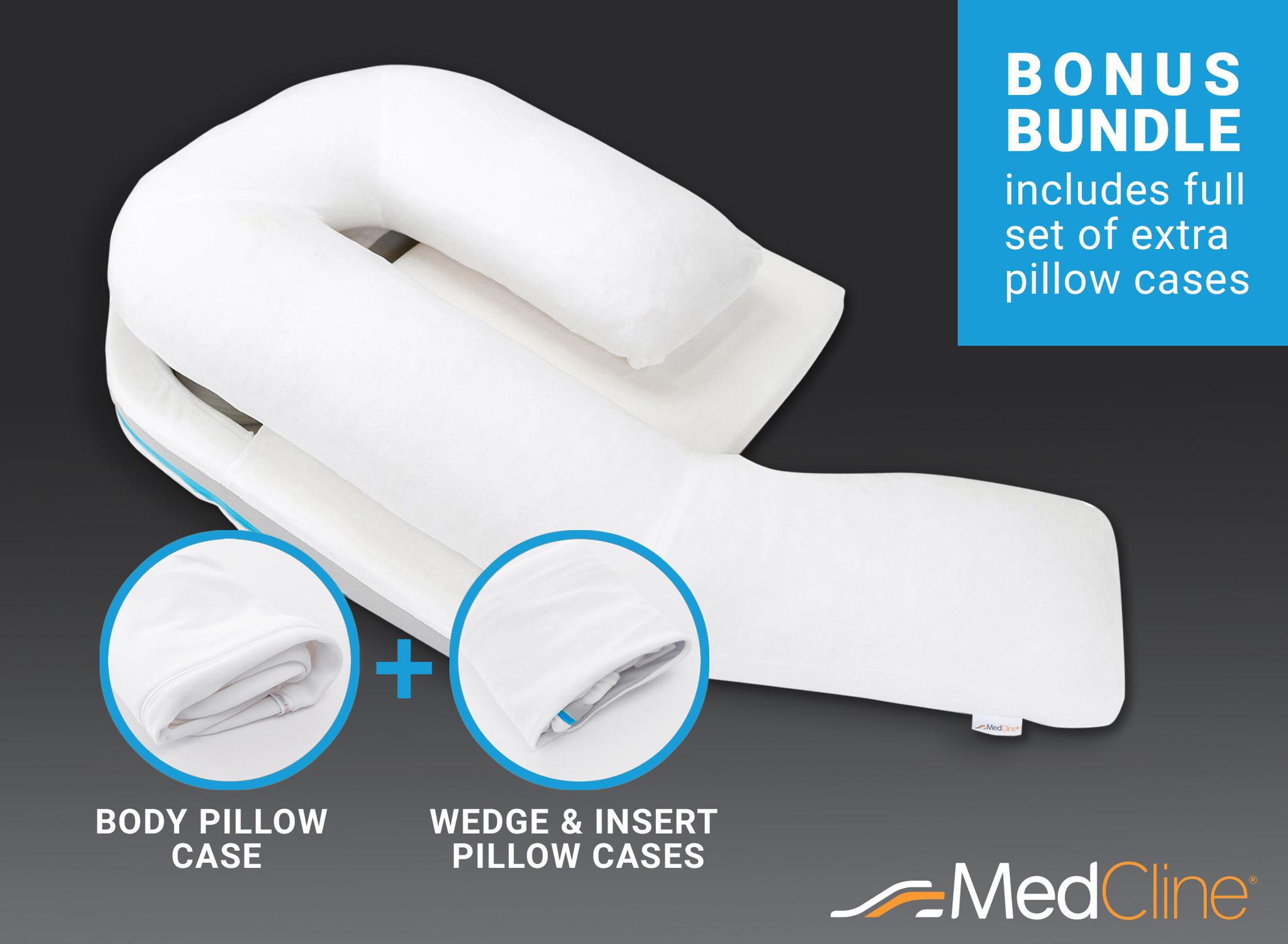 medcline shoulder relief system extra cases bundle one size