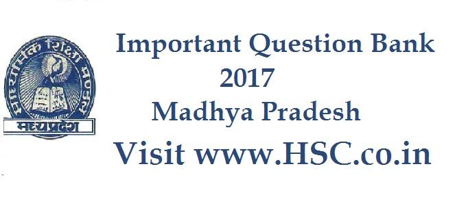 Biology Important Question Bank For Madhya Pradesh Hssc border=