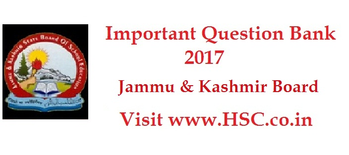 Accountancy Important Question Bank For Jammu Amp Kashmir border=