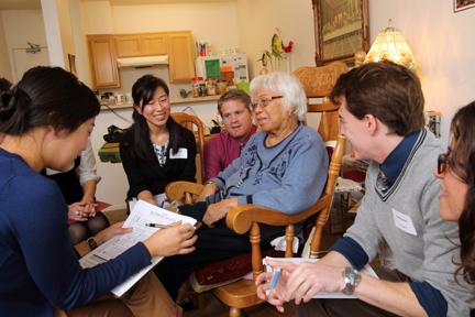 Interdisciplinary health team shows how collaboration ...