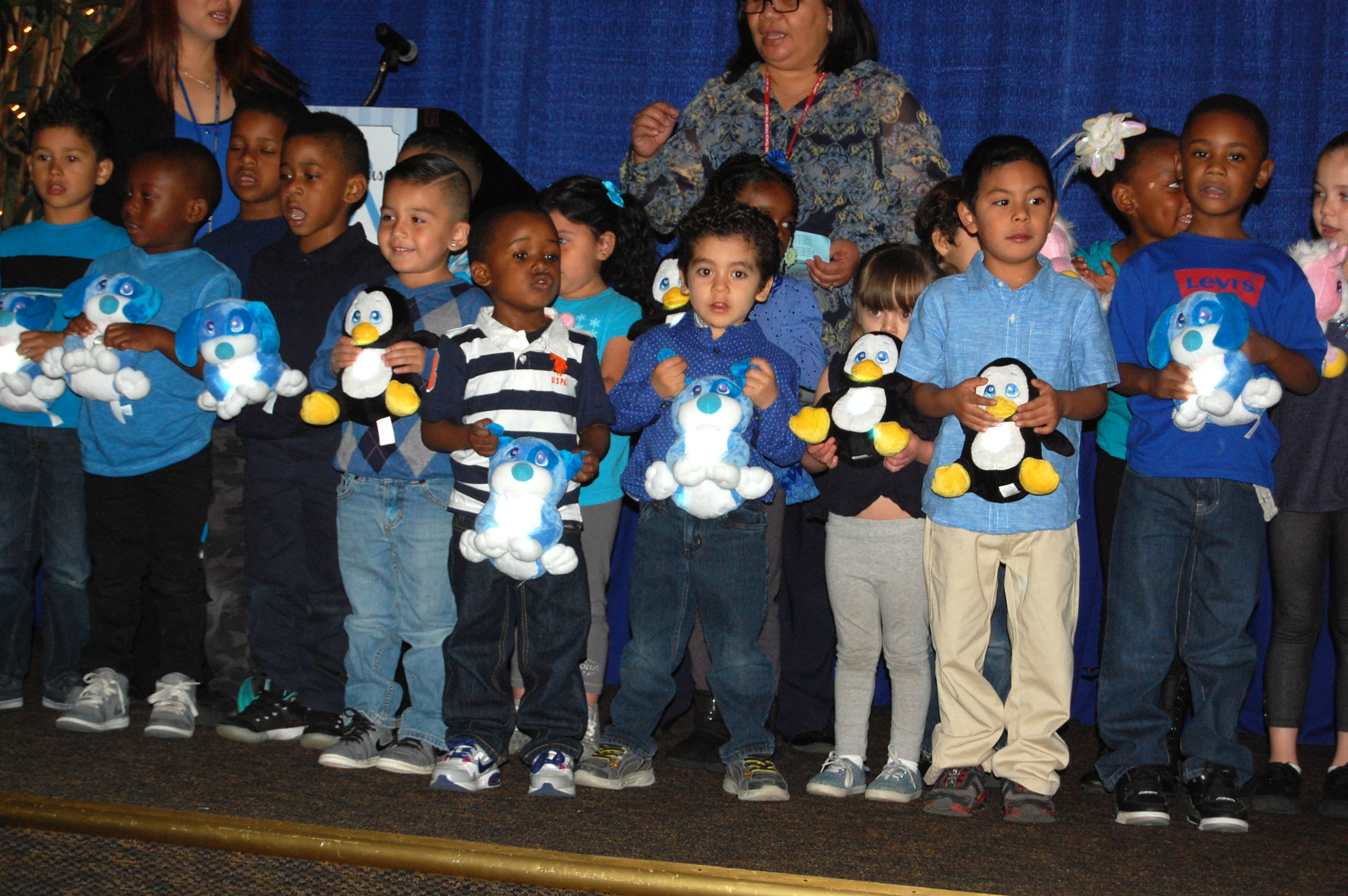 Children's Network Shines A Light on Child Abuse