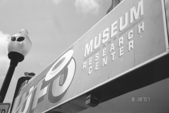 International UFO Museum and Research Center