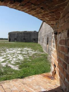 Photo by H.S. Cooper © GNS - Fort Pickens