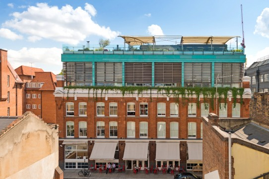 8 Penthouses Sold to a Single Investor, Shoreditch, E1