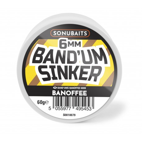 band-um sinker banoffee 6mm