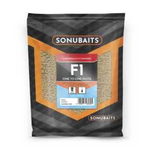 sonubaits one-to-one paste f1