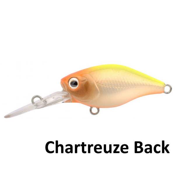 ikiru mini crank chartreuse back