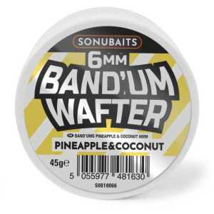 sonubaits wafter pineapple-coconut