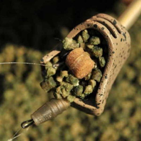hybrid pellet-feeder