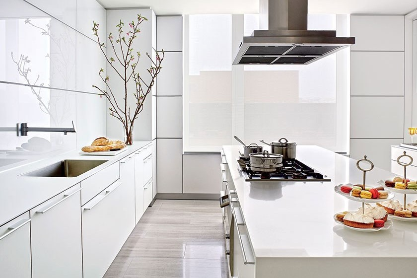 Elements Of A Contemporary Kitchen Hs Design Build