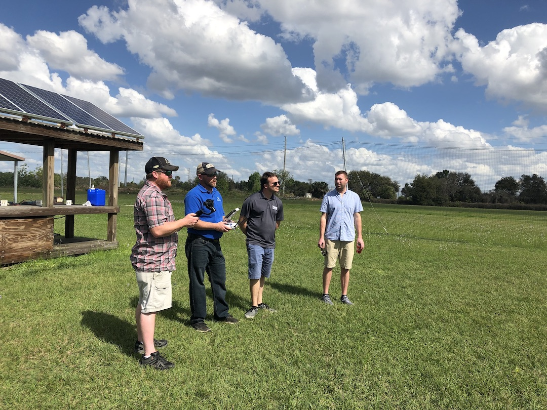 Spraying Drone Training Class