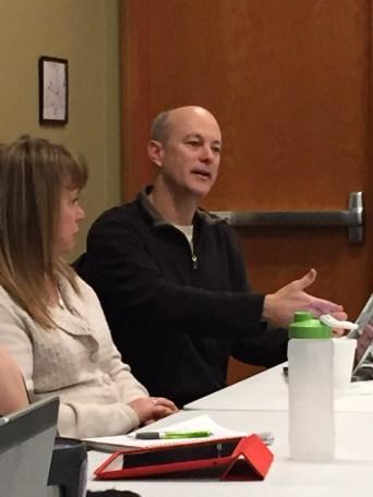 Faculty Teams Share Ideas