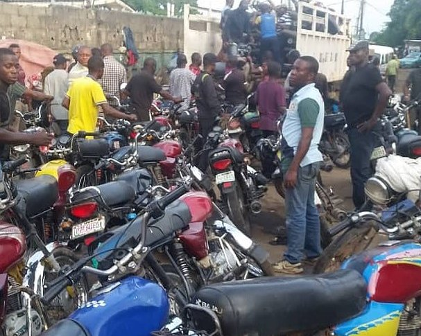 Security: LASG Begins Clampdown On Illegal Commercial Motorcycle Operators