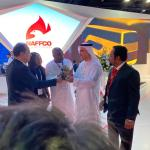 Surveillant Fire Receives Distinguished Award