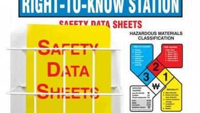 Photo of Pentingnya MSDS (Material Safety Data Sheet)