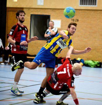 VfS Warstein – HSG Lüdenscheid 15:14 (5:6)Landesliga Handball