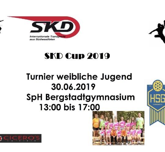 SKD-Cup findet am 30.6.2019 statt